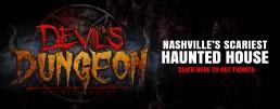 nashvilles scariest haunted house devils dungeon